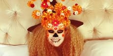 Heidi Klum: Grusel-Marathon statt Horror-Party