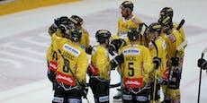 spusu Vienna Capitals gewinnen auch das zweite Spiel