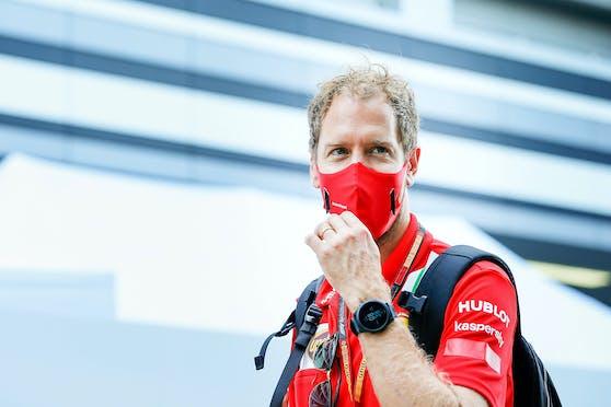 Gehalt Vettel