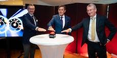 Gratis Highspeed-Internet in der Messe Wien