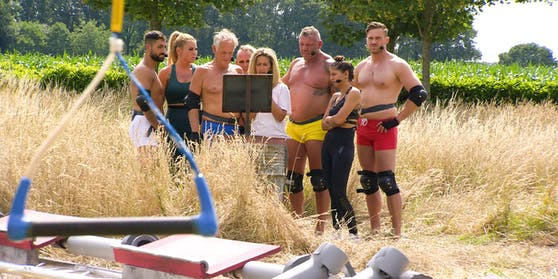 """Das Finale der TV-Show """"Sommerhaus der Stars"""". Wer wird gewinnen?"""