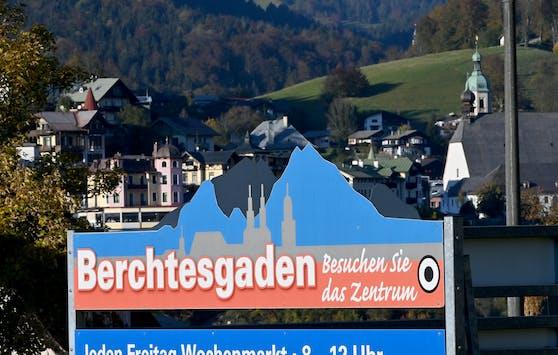 Zu viele Neuinfektionen, Bayern macht ernst und verhängt Lockdown über Berchtesgaden.