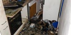 49-Jähriger bei Explosion in Wohnung schwer verletzt