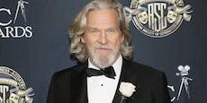 Oscar-Preisträger Jeff Bridges hat Krebs