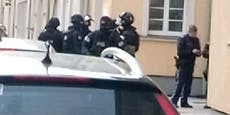 Vier Festnahmennach Bankraub – das sagt die Polizei