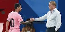 """Coach kritisiert Messi: """"Leistung könnte besser sein"""""""