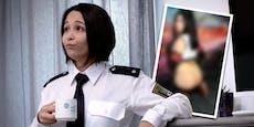 Polizeischülerin (25) erregt mit Erotik-Fotos im Netz