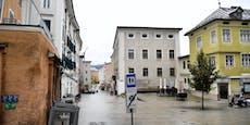 Salzburger Gemeinde liegt an Europas Corona-Spitze
