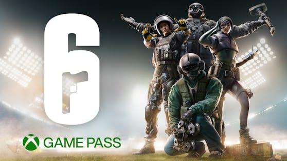 """Bald im Xbox Game Pass: """"Tom Clancy's Rainbow Six Siege""""."""