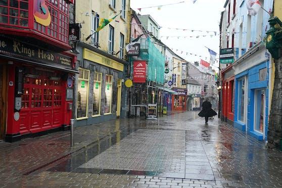 Irland muss als erstes EU-Land wieder in den Lockdown.