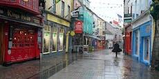 Irland als erstes EU-Land wieder im Lockdown