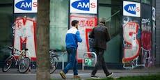 Zahl der Arbeitslosen in Österreich steigt weiter