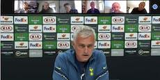 """Mourinho lobt Österreich: """"Eine goldene Periode"""""""