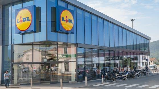 Lidl Österreich investiert in das Filialnetz.