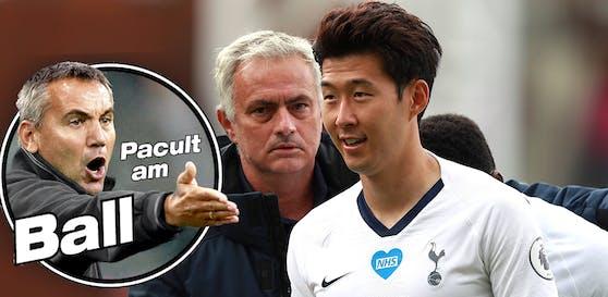 "Peter Pacult über Jose Mourinho: ""Erst die Punkte, dann alles andere."""