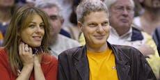 Liz Hurleys Ex soll 600 Mio. Dollar verprasst haben
