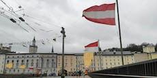 Föhnsturm heizt Österreich jetzt auf bis zu 24 Grad auf