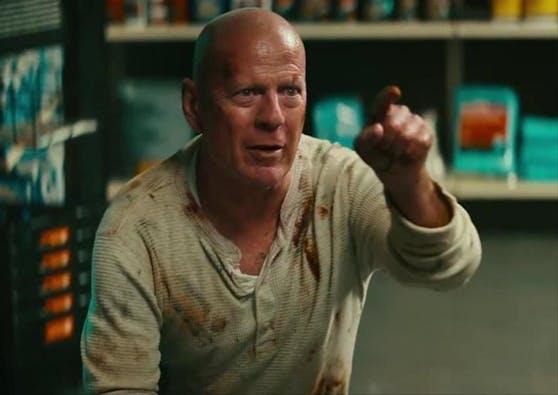 """Für Autobatterien mit dem Namen """"DieHard"""" steht Bruce Willis noch einmal als John McClane vor der Kamera."""