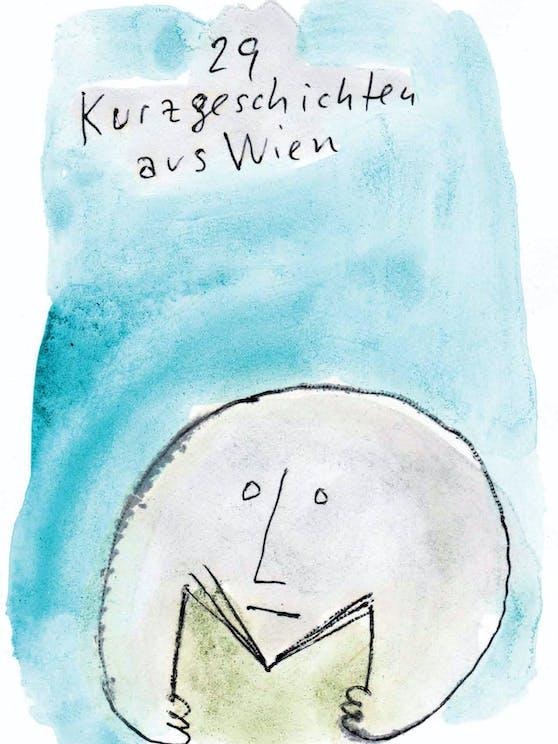 Gratis-Buch heuer mit 29 Stories aus Wien.