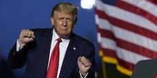"""TikTok-Trend: Jeder wackelt jetzt den """"Trump-Dance"""""""