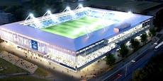 So schaut das neue Donauparkstadion in Linz aus