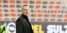 Corona-Fall beim LASK vor Europa-League-Auftakt