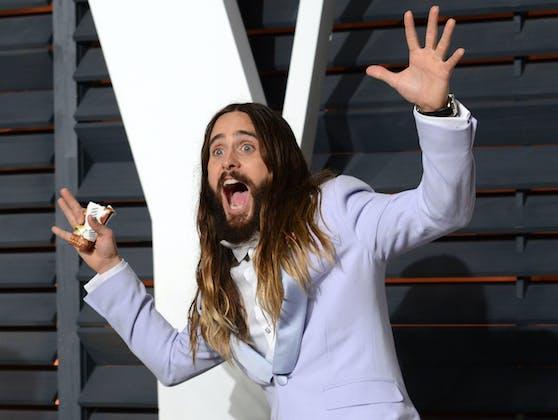 """Oscarpreisträger Jared Leto wird in der """"Justice League""""-Neufassung noch einmal in die Rolle des Joker schlüpfen."""