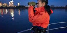 Wasserpolizei geht mit neuer Kamera auf Vermisstensuche