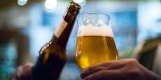 Regierung verordnet offenbar Alkoholverbot im Freien