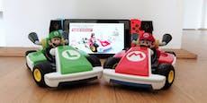"""""""Mario Kart Live"""" im Test: Wohnzimmer als Rennstrecke"""