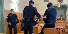 Kind (4) brutal missbraucht: 10 Jahre Haft für Peiniger