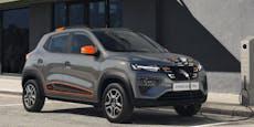Erstes Elektroauto von Dacia kommt 2021 zu uns