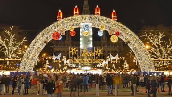 Die Stadt Wien wartet auf Vorgaben des Bundes für die Christkindlmärkte.