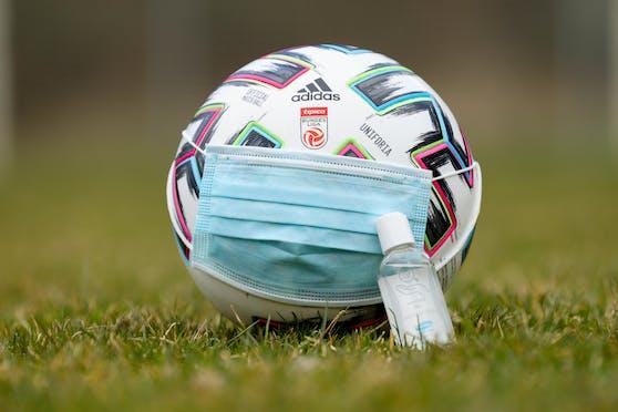 Fußball-Stopp im Burgenland!