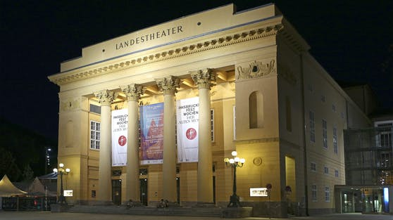 Landestheater in Innsbruck