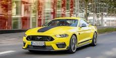 Der stärkste Mustang kommt 2021 erstmals nach Europa