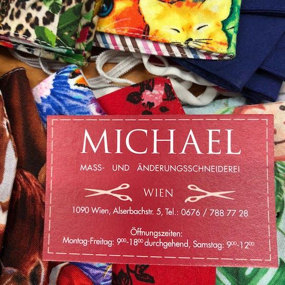 Schneider Michael kaufte dem Dieb den Scheid ab.
