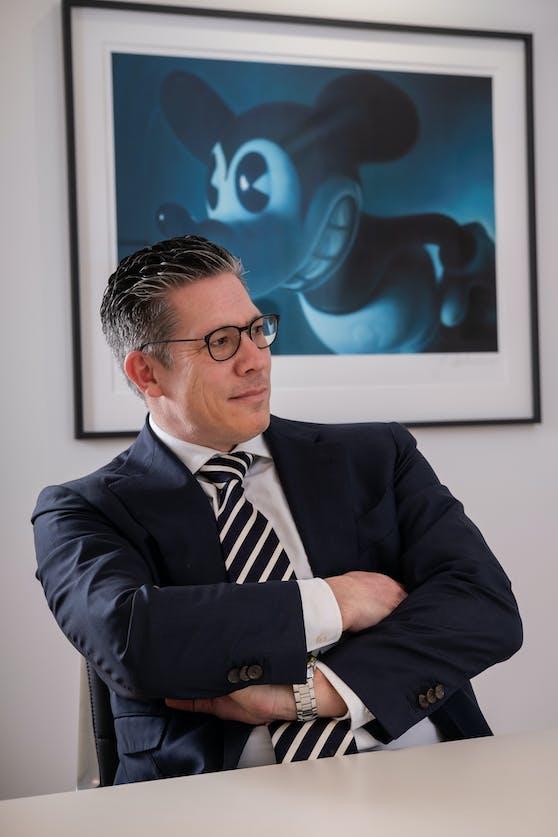 Rechtsanwalt Florian Höllwarth
