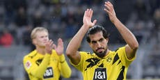 Am Tag vor dem Pott-Derby: Dortmund-Star hat Corona