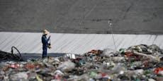 Giftiger Müll aus Österreich nach Asien verschifft