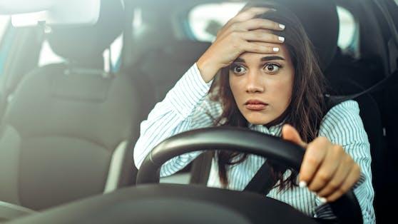 Fassungslosigkeit im Straßenverkehr. (Symbolfoto)