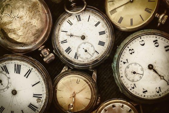 Am 25. Oktober 2020 werden die Uhren wieder um eine Stunde zurückgestellt.