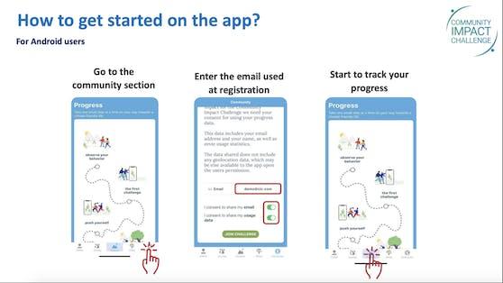 Wieviel C02 verursacht mein Schnitzel? INSEAD launcht Challenge-App zur Überprüfung der eigenen Ernährungsgewohnheiten.