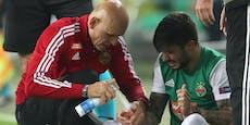 Fix! Rapid ohne Fountas in der Europa League
