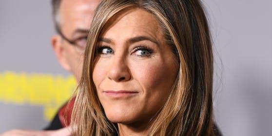 Jennifer Aniston lässt ihrem Grant über Donald Trump und Kanye West freien Lauf.