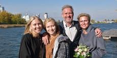 Töchter durften bei Hochzeit der Eltern nicht dabei sein