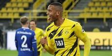 Quarantäne-Kicker trifft bei Dortmunds Derby-Sieg