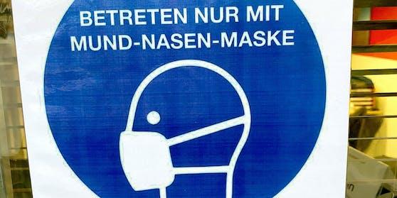 Maskenpflicht Symbolbild