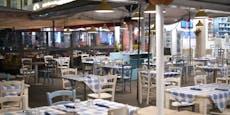 Restaurants und Bars in Italien machen um 18 Uhr zu