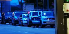 Alles abgeriegelt! Großeinsatz der Polizei am KH Nord